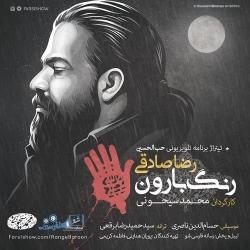 دانلود آهنگ مذهبی رنگ بارون از رضا صادقی